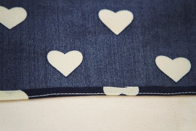 How to hem . How To Sew A Manual Rolled Hem - Step 1