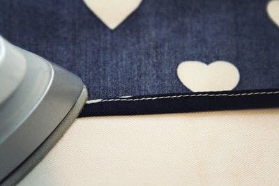 How to hem . How To Sew A Manual Rolled Hem - Step 2