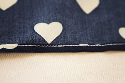 How to hem . How To Sew A Manual Rolled Hem - Step 4