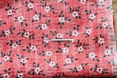 How to sew a buttonhole. Tips On Sewing Buttonholes - Step 6