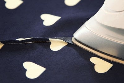How to sew a seam. Sewing A French Seam - Step 1