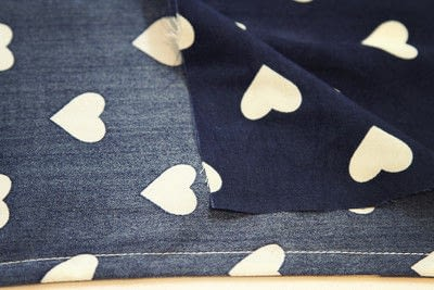 How to sew a seam. Sewing A French Seam - Step 2