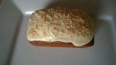 How to bake a carrot cake. Carrot & Coconut Loaves - Step 7