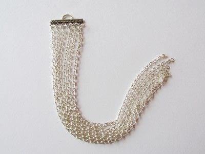 How to bead a woven bead bracelet. Soda N' Shake - Step 1