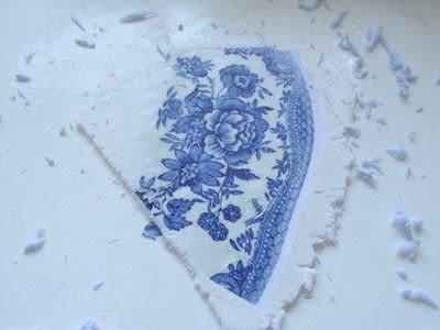 How to sculpt a clay bracelet. Polymer Porcelain - Step 6