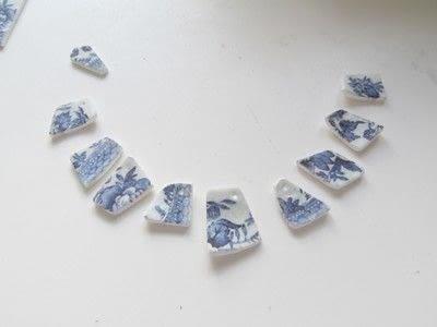 How to sculpt a clay bracelet. Polymer Porcelain - Step 9