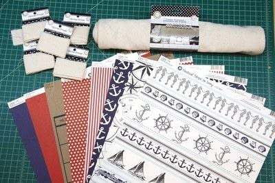 How to make a tablecloth / table runner. Table Runner To Change With The Seasons - Step 1