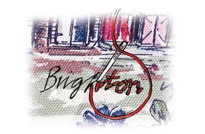 How to make a stitched cushion. Cath Kidston Brighton Cushion - Step 2