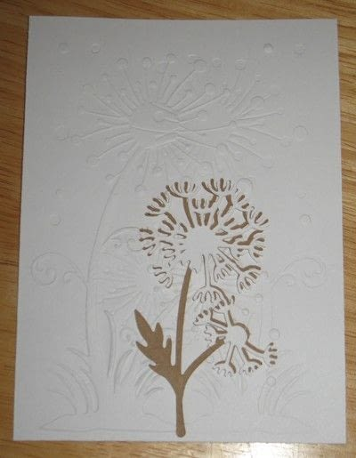 How to make a papercraft. Finishing Your Emboss, Deboss & Layering Project  - Step 3