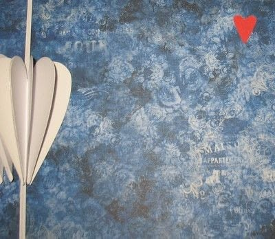 How to make a pop up card. Finishing Your Fluttering Heart Pop Up Card - Step 3
