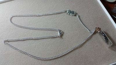 How to make a vial. Birds Of A Feather Necklace - Step 4