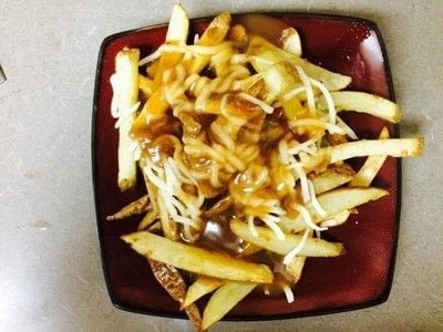 How to cook fries. Ce C'est Poutine - Step 8