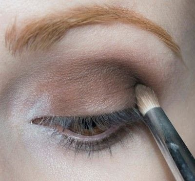 How to create a two toned eye makeup look. Mother Earth Look - Step 4