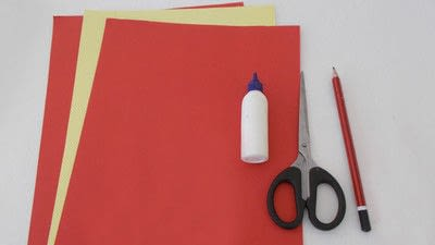 How to cut a piece of papercutting. How To Make Easy Paper Flowers For Diy Projects - Step 1