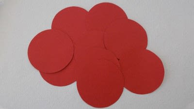 How to cut a piece of papercutting. How To Make Easy Paper Flowers For Diy Projects - Step 2