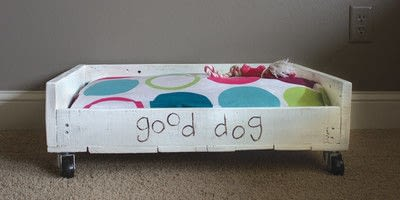 How to make a pet bed. Pet Bed - Step 6