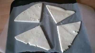 How to bake a pastry. Turnovers - Step 3