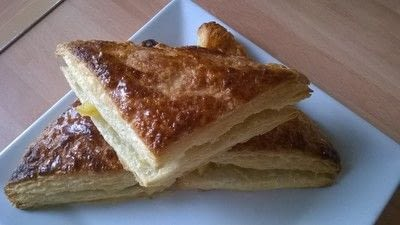 How to bake a pastry. Turnovers - Step 9