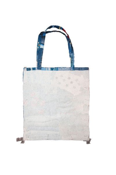 How to sew a patchwork tote. How To Make A Tote Bag! - Step 10