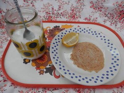 How to cook a pancake. Buckwheat Vegan Pancake Recipe. - Step 3