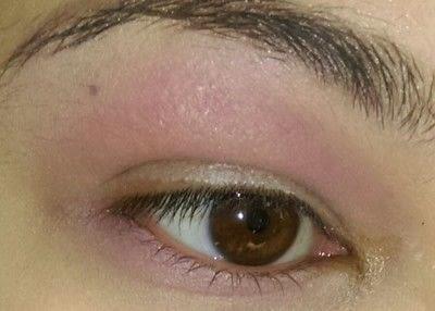How to create a smokey eye. LimeCrime Venus 2 Colorful Smokey Eye - Step 2