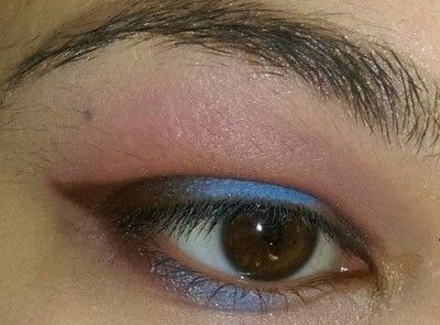 How to create a smokey eye. LimeCrime Venus 2 Colorful Smokey Eye - Step 4