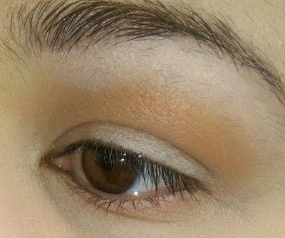 How to create a smokey eye. Neutral Brown Smokey Eye - Step 3
