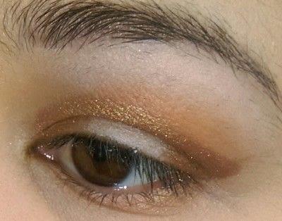 How to create a smokey eye. Neutral Brown Smokey Eye - Step 4