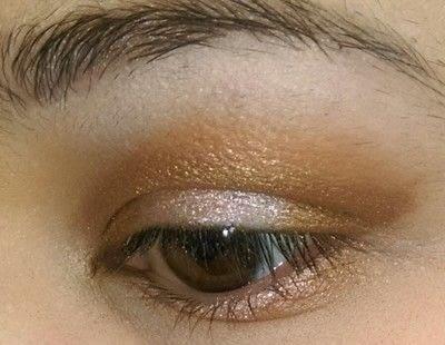 How to create a smokey eye. Neutral Brown Smokey Eye - Step 5