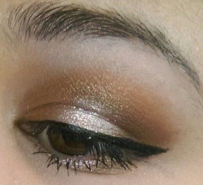 How to create a smokey eye. Neutral Brown Smokey Eye - Step 6