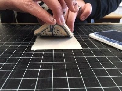 How to make a stamper. Carve Your Own Stamp! (And Stamp It Too!) - Step 13