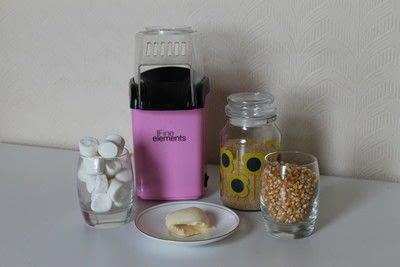 How to make popcorn. Marshmallow Popcorn - Step 1