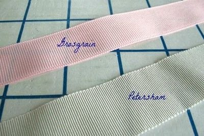 How to sew . Adding A Waist Stay To A Garment - Step 1