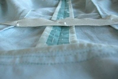 How to sew . Adding A Waist Stay To A Garment - Step 4
