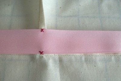 How to sew . Adding A Waist Stay To A Garment - Step 7