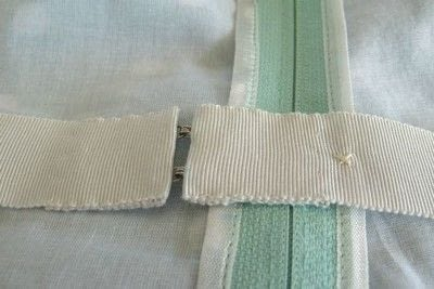 How to sew . Adding A Waist Stay To A Garment - Step 13