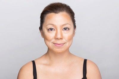 How to create a dramatic eye makeup look. Dramatic Evening Makeup - Step 3