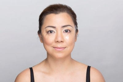 How to create a dramatic eye makeup look. Dramatic Evening Makeup - Step 6