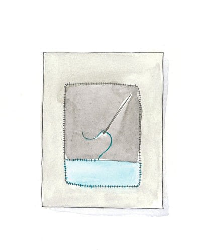 How to make a tablet sleeve. Felt Tablet Case - Step 2