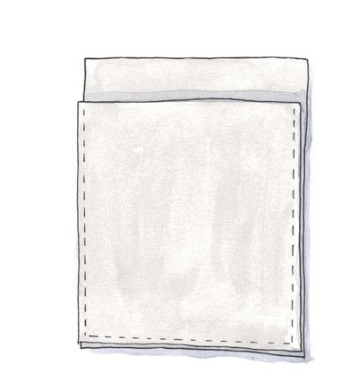 How to make a tablet sleeve. Felt Tablet Case - Step 7