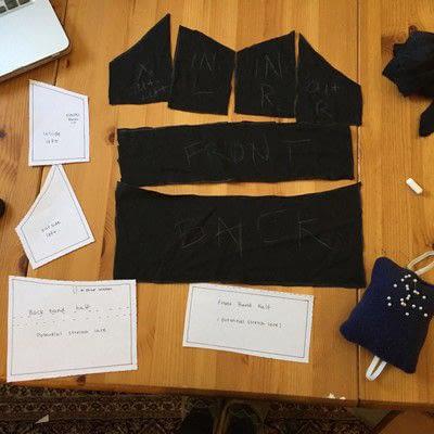 How to make a bra. Diy Bra - Step 5