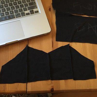 How to make a bra. Diy Bra - Step 8