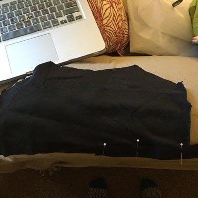 How to make a bra. Diy Bra - Step 9