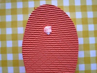 How to make a sandal / flip flop. Braided Flip Flops - Step 19
