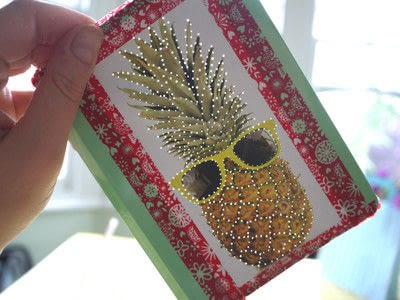 How to make a notebook journal. Embroidered Notebooks - Step 4