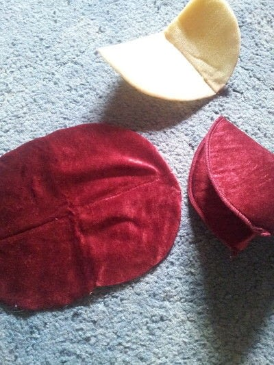 How to alter a revamped dress. Shoulder Pads To Pockets You Deserve - Step 1