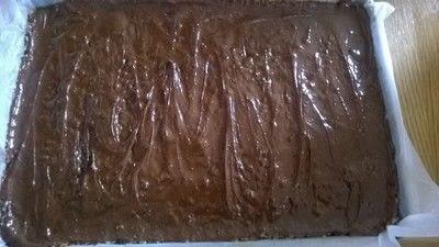 How to bake an oat bar. Peanut Butter Oat Bars - Step 8