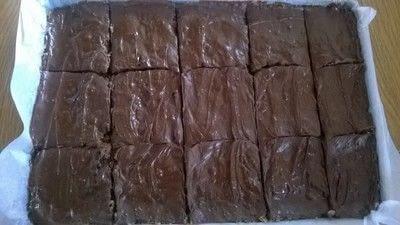 How to bake an oat bar. Peanut Butter Oat Bars - Step 9
