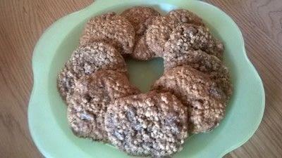 How to bake an oatmeal cookie. Oatmeal Raisin Cookies  - Step 6