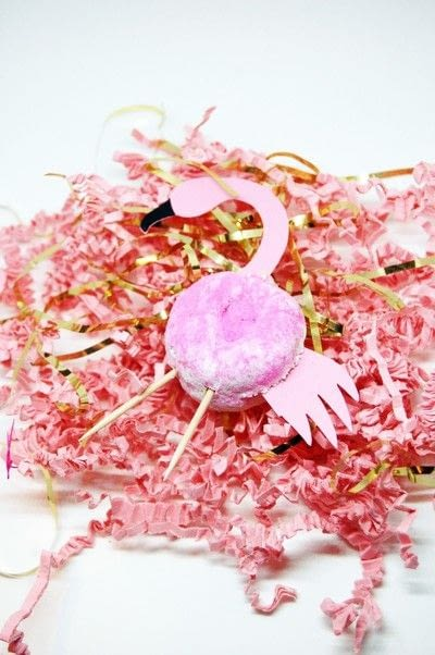 How to bake a donut. Make Someone Feel Special With This Flamingo Donut Favour! - Step 1